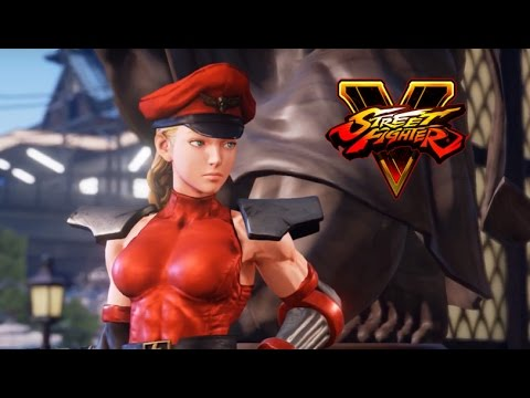 Street Fighter 5 mods Cammy - Locked and Loaded - смотреть
