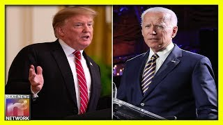 Creepy Biden Tells New Hampshire Crowd He's Running For President to Make America Great Again