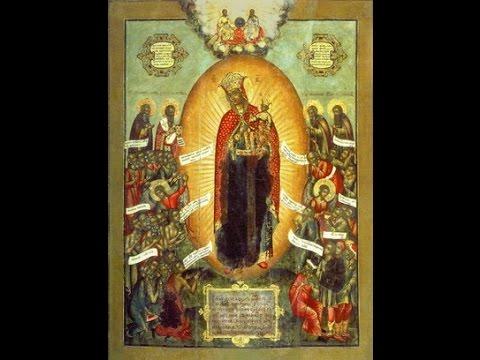 Молитва на рак святой матроне