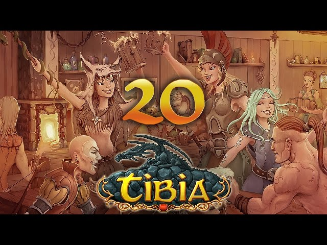 Tibia - 20 Years of Adventure
