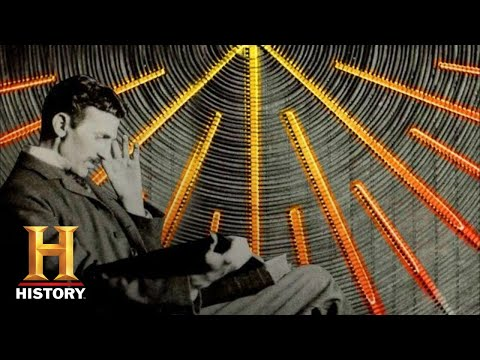 Ancient Aliens: Tesla's Interstellar Communications