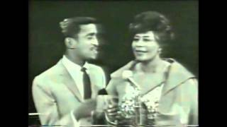 'S Wonderful - Sammy Davis Jr. with Ella Fitzgerald