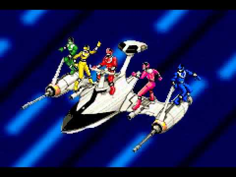 power rangers time force gba download