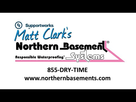 Repairing Sinking Concrete in Charlestown, New Hampshire, by Matt Clark's Northern Basement Systems