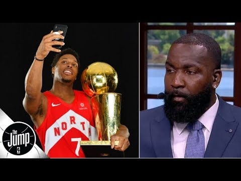 Kyle Lowry is 'the greatest Raptor of all time' right now - Kendrick Perkins | The Jump