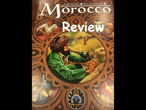 Nerd E Reviews Morocco