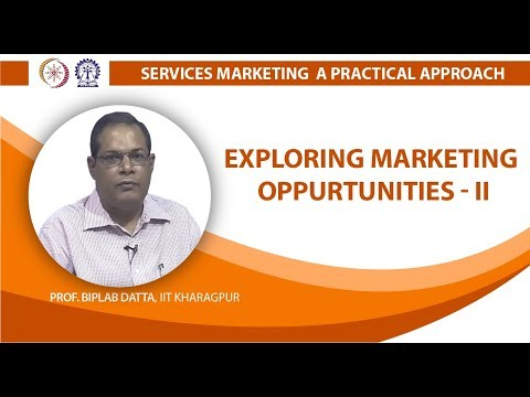 Exploring Marketing Oppurtunities