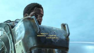 Fallout 4 (Spoilers) Institute Ending Shaun's Death