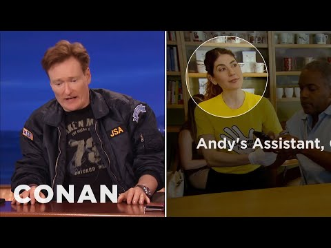 Scraps: Andy's Assistant (видео)