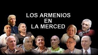 Los armenios en La Merced (ciudad de México)