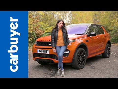 Land Rover Discovery Sport – Is it top of the family SUV tree? – Carbuyer