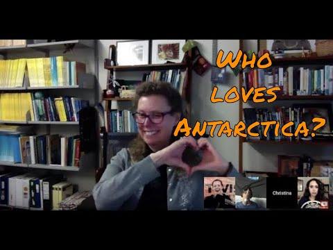 Understanding Antarctic Ice - This Week in Science Podcast (TWIS) - Episode 721