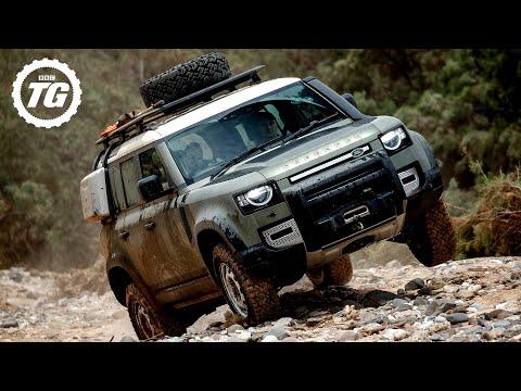 External Review Video -_qGCzGR-74 for Land Rover Defender (L663)