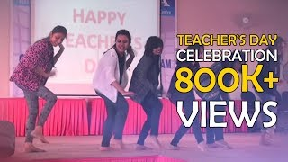 Teachers Day Celebration -2016