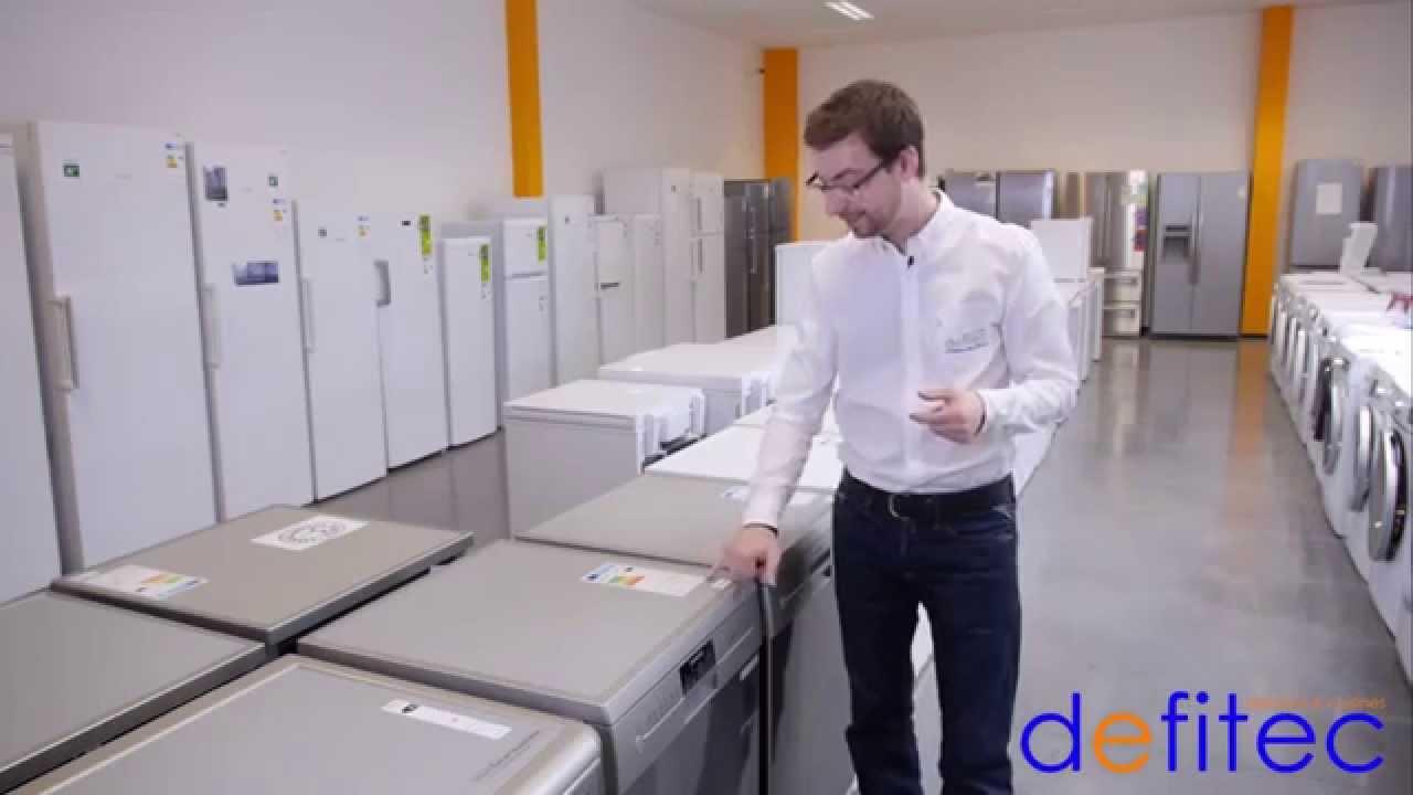 Electros et Cuisines DEFITEC, Thomas vous présente les lave vaisselle