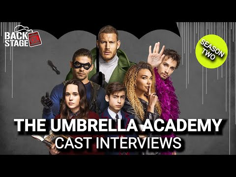 The Umbrella Academy: Season 2 Cast Interviews | Behind The Scenes