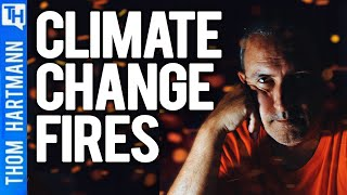 Climate Change's Fire Season Could Keep You Inside All Summer (w/ Dr. Michael Mann)