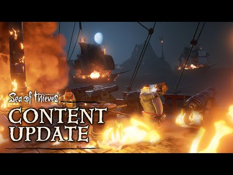 Official Sea of Thieves Content Update: The Seabound Soul