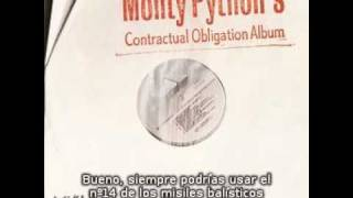 21-Bells (Monty Python's Contractual Obligation Album Subtitulado Español)