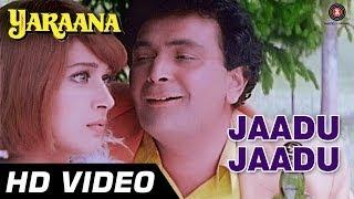 Jaadu Jaadu | Yaraana [1995] | Madhuri Dixit, Rishi Kapoor