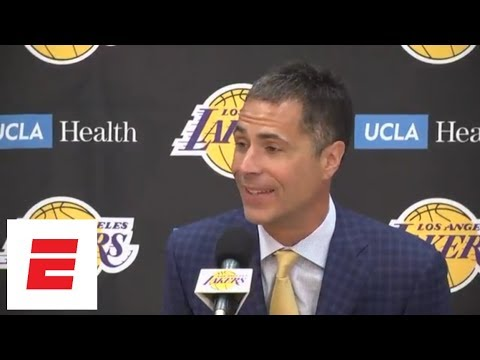 Lakers GM Rob Pelinka: LeBron James signing is 'validation' | ESPN