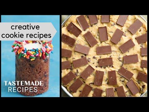 12 Creative Cookie Recipe Ideas   Tastemade Sweeten