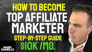 How to Become an Affiliate Marketer: Step By Step Guide // Affiliate Marketing For Beginners