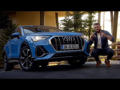 2018 / 2019 Audi Q3 45 TFSI Quattro - Review | Die 2. Generation | Fahrbericht | Details | Motoren.