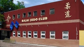 preview picture of video 'Judo Motivation Training ,Judo Club Baja'