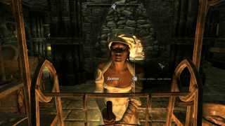 The Elder Scrolls: Skyrim [Суп ле Монифик, убийство двойника Императора]