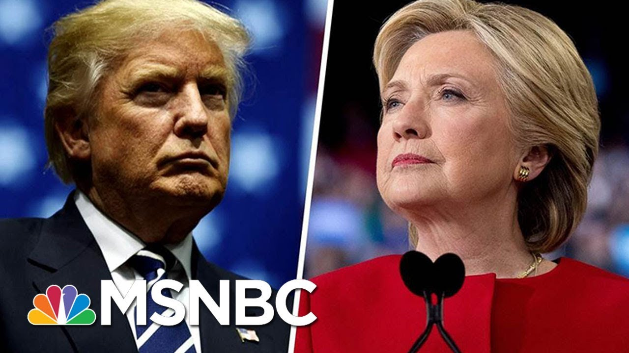 DNC Alleges Conspiracy By Russia, Wikileaks And Trump Campaign | MSNBC thumbnail