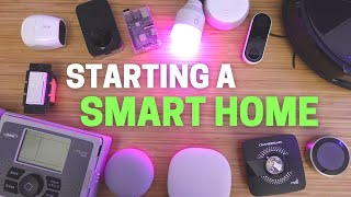 Ultimate Guide to Starting and Growing a Smart Home