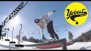 Lift Accessed - Bear Mountain:  VOL 1