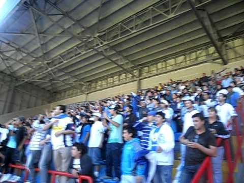 """Kaña Brava partido contra las Colas de Rosao! 2011"" Barra: Kaña Brava • Club: Naval de Talcahuano"