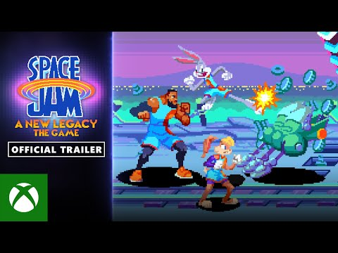 Space Jam: A New Legacy The Game - Gameplay Reveal de Space Jam: A New Legacy - The Game