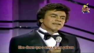 """Video thumbnail of """"Johnny Mathis - Too Young (Legendas BR)"""""""