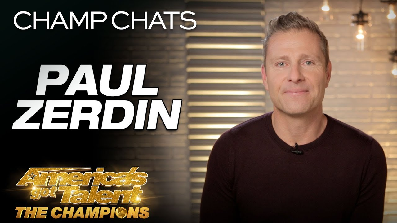 Paul Zerdin Speaks On His Brand New Performance For AGT - America's Got Talent: The Champions thumbnail