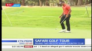 Kenya open golf tournament slated for the 14th to 17th march