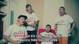 Aku Gak Mau Ganti Presiden Official Video (STYLE VOICE)