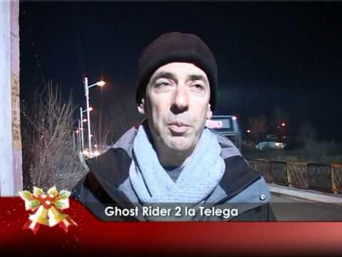 Ghost Rider 2 la Telega