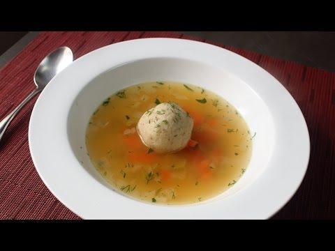 Turkey Matzo Ball Soup – Leftover Turkey Soup Recipe for Thanksgivingukkah