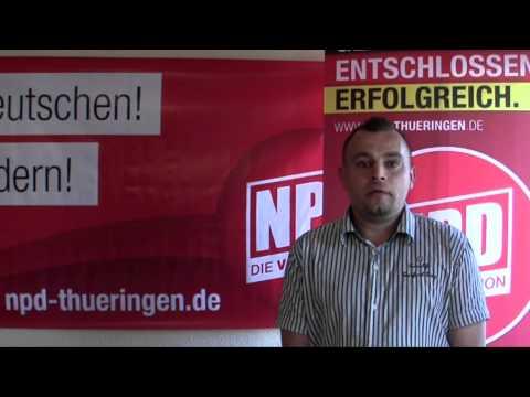 NPD Thüringen / konstituierende Landesvorstandssitzung in Eisenach am 24.05.2012