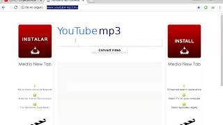 como descargar música gratis de youtube con nuevo link(2018) de youtube coverter