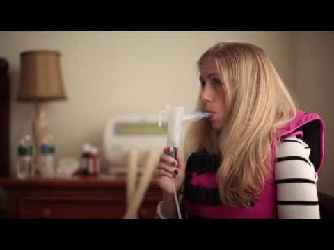 Living with Cystic Fibrosis - Lauren's Story