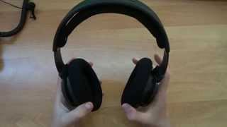 Philips SHP9500 Unboxing & First Look | Günstiger guter offener Kopfhörer [GER]