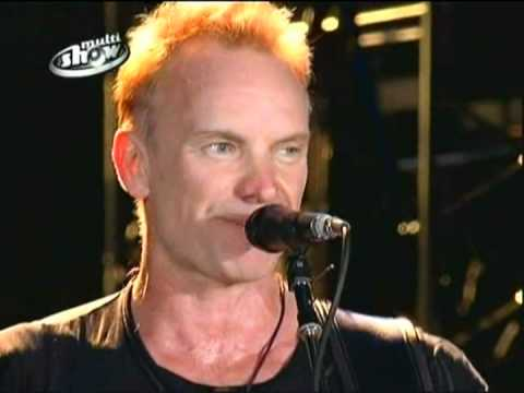 The Police - King Of Pain - Live in Rio