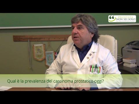 Infiammazione della prostata trattamento