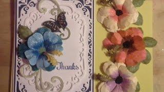Hibiscus Flower Tutorial