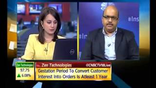 Expect Rs 500 cr revenue in next 1-2 yrs - Zen Technologies