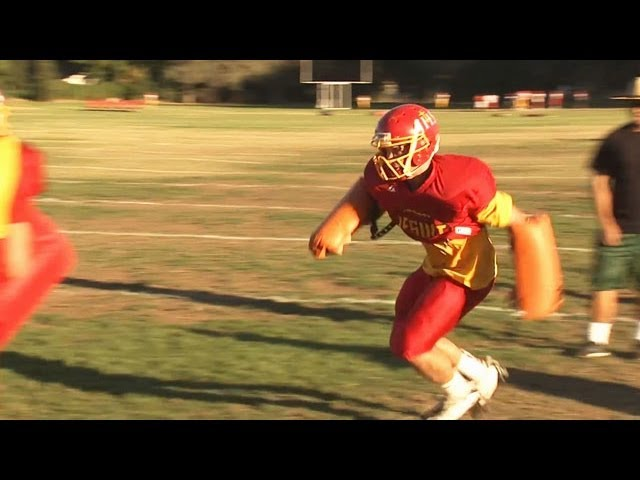 Sidelined: Concussions in Sports Visger